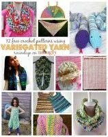 12 Free Crochet Patterns Using Variegated Yarn! - moogly