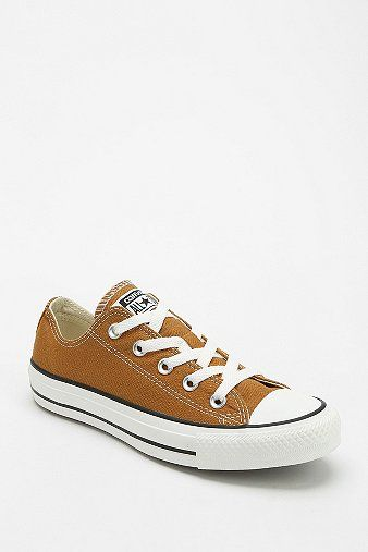 792c81a18654 Converse Chuck Taylor All Star Women s Low - mustard