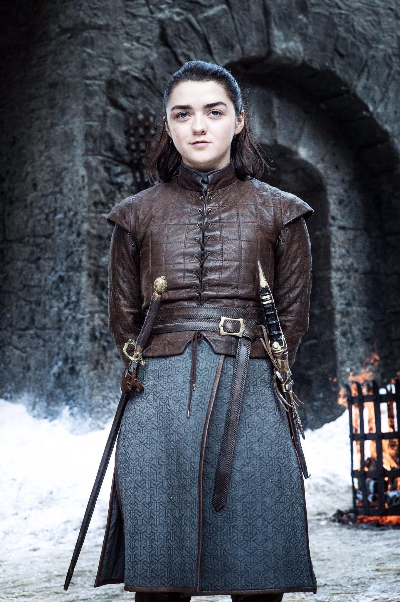 Arya Stark S7 Arya Stark Season 7 Arya Stark Game Of Thrones Arya Starks game of thrones season 7