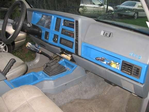 Interior Mod Jeep Xj Jeep Mod