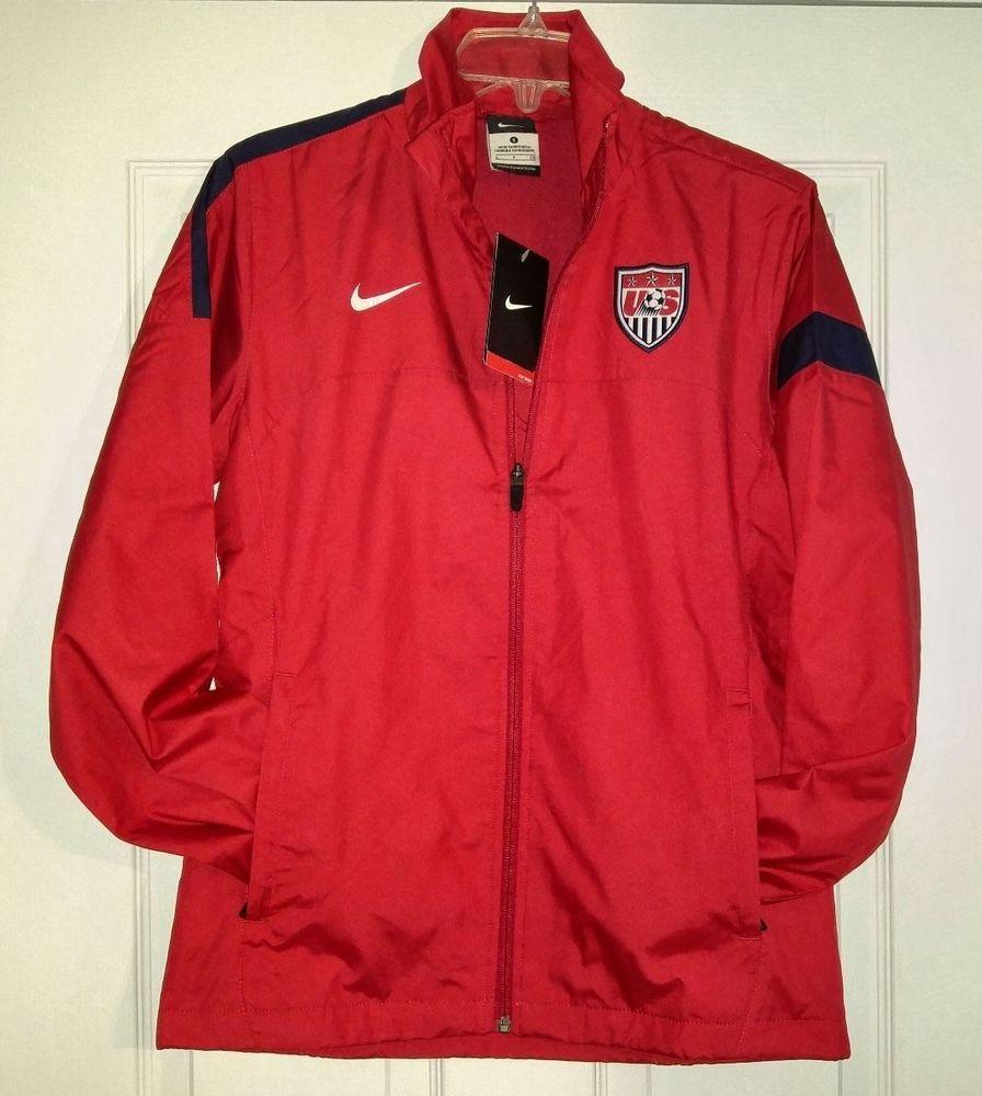 NEW Nike Dri-Fit USA National Team Soccer Jersey Womens S XL World Cup  528509  Nike  USA  0d01a06ec