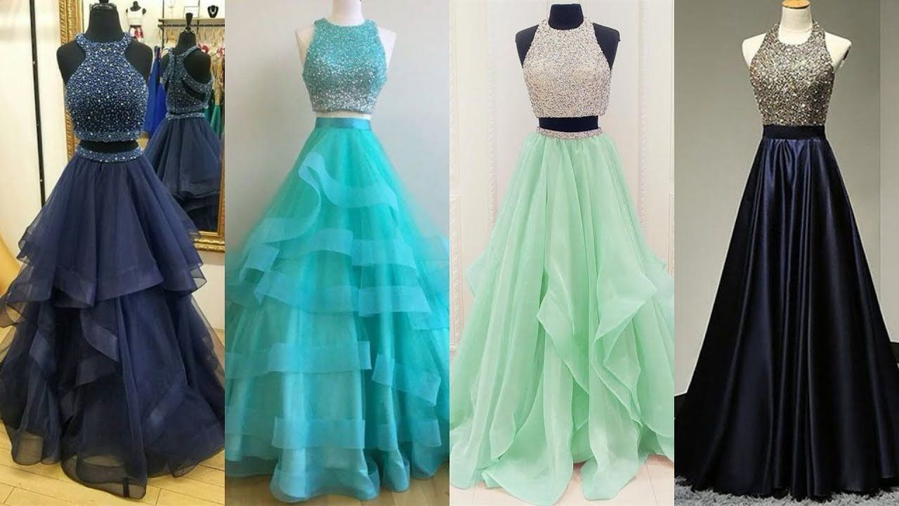 Latest Party Wear Dresses 2018 || New Party Wear Dresses || Latest ...