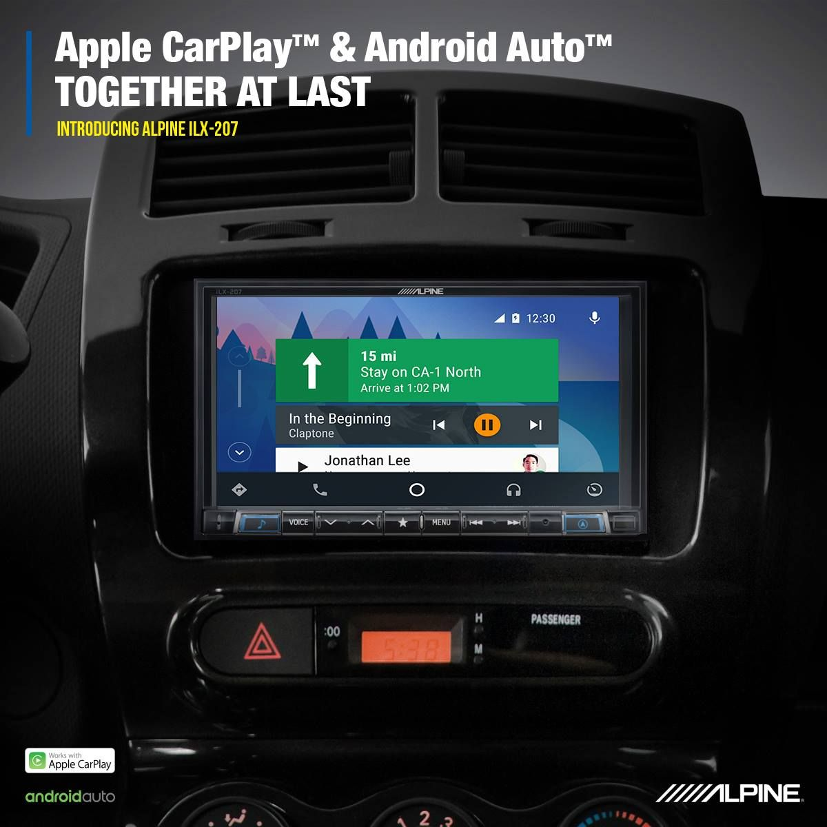 Love Apple Carplay But Want To Cut The Cord Alpines Ilx 107
