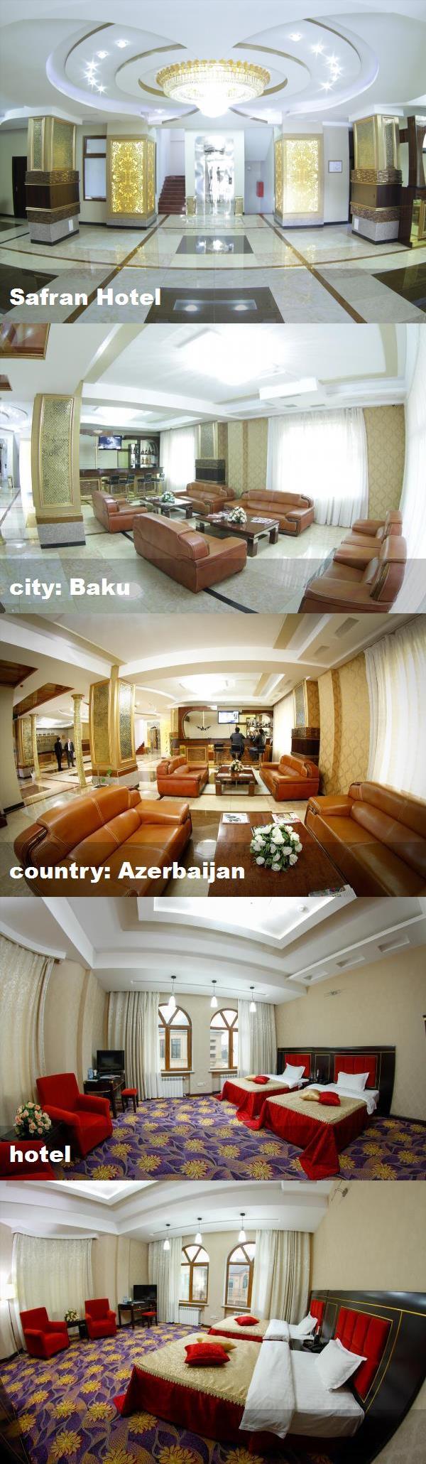Safran Hotel City Baku Country Azerbaijan Hotel Hotel Azerbaijan House Styles