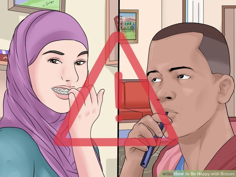 how to reduce braces pain wikihow