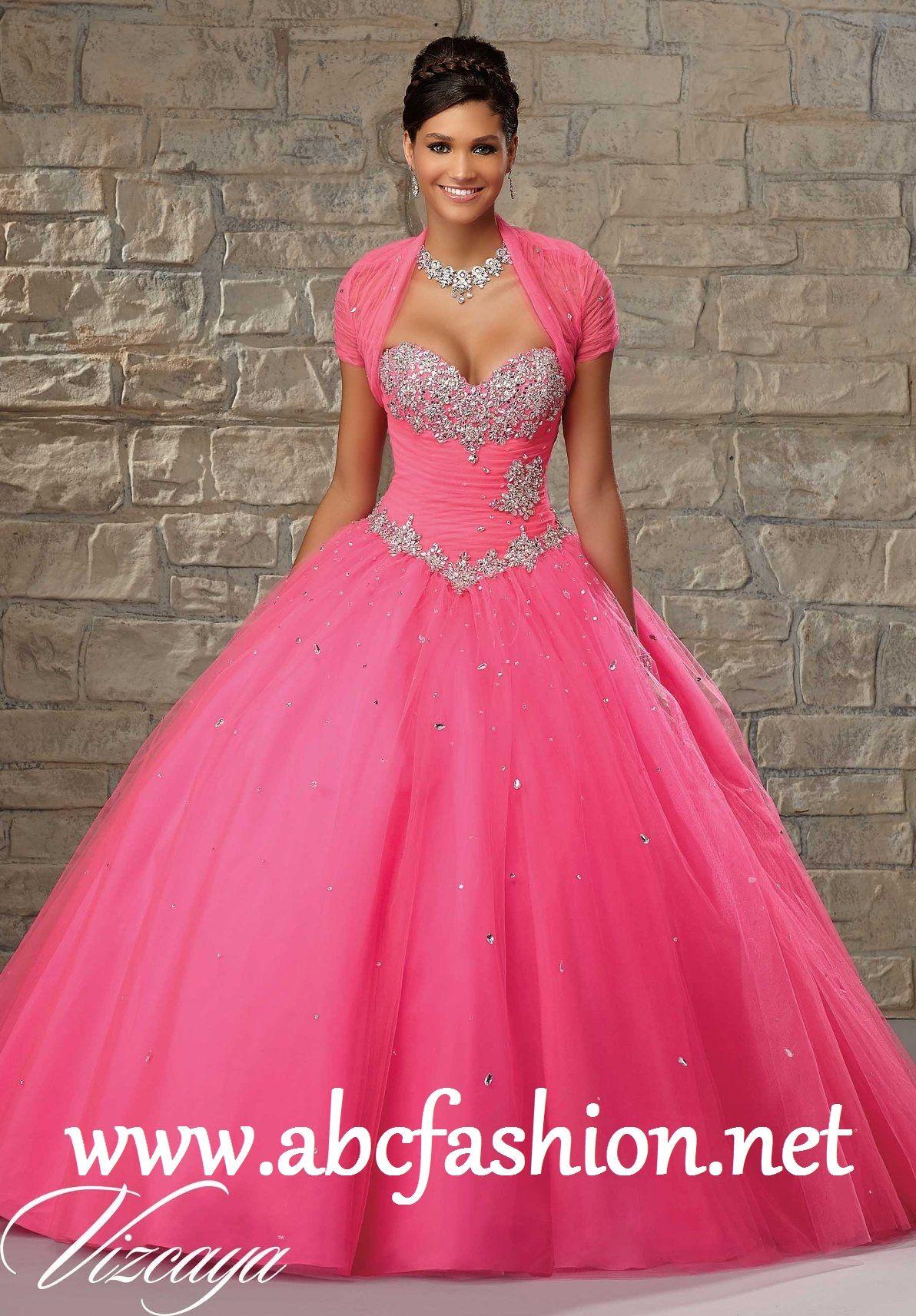 Mori Lee Quinceanera Dresses Style 89028 Colors: Aqua, Blush, Pink ...