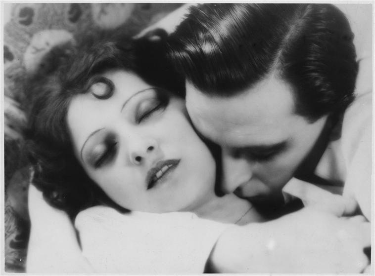 "Ita Rina & Olaf Fjord - ""Erotikon"" (1929)"