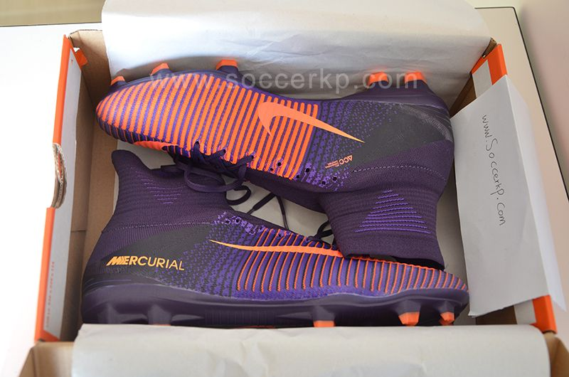 Nike Mercurial Veloce III Dynamic Fit FG Mens Soccer Cleat