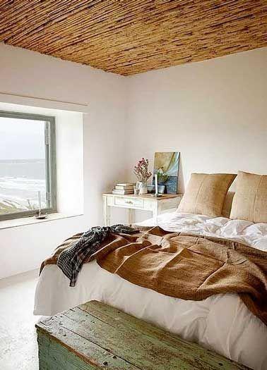 Déco chambre  8 ambiances du0027exception qui font rêver Bedrooms and - deco maison avec poutre