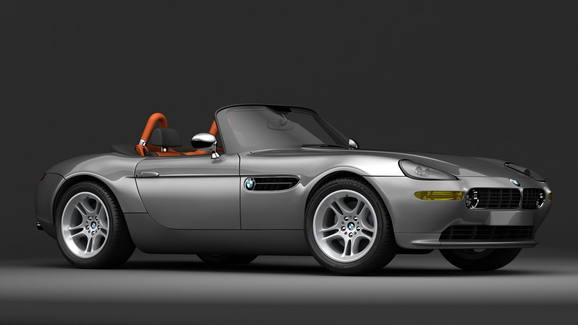 Bmw Z8 Roadster Space Age Lines Like Something Out Of The