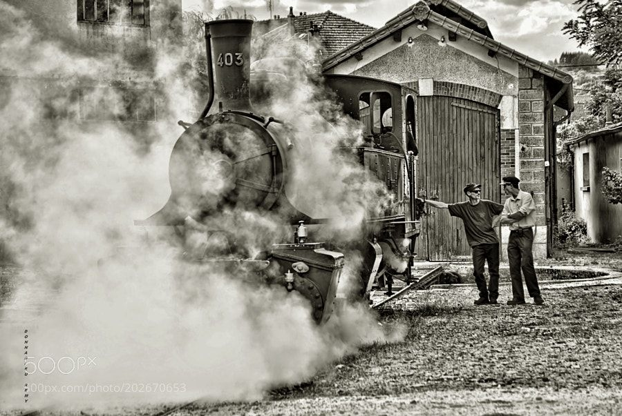 Instant life / Old Steam by RemsRdp