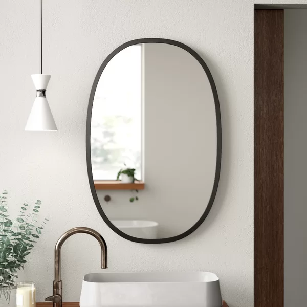 Hub Modern And Contemporary Accent Mirror Allmodern Contemporary Accents Contemporary Wall Mirrors Accent Mirrors