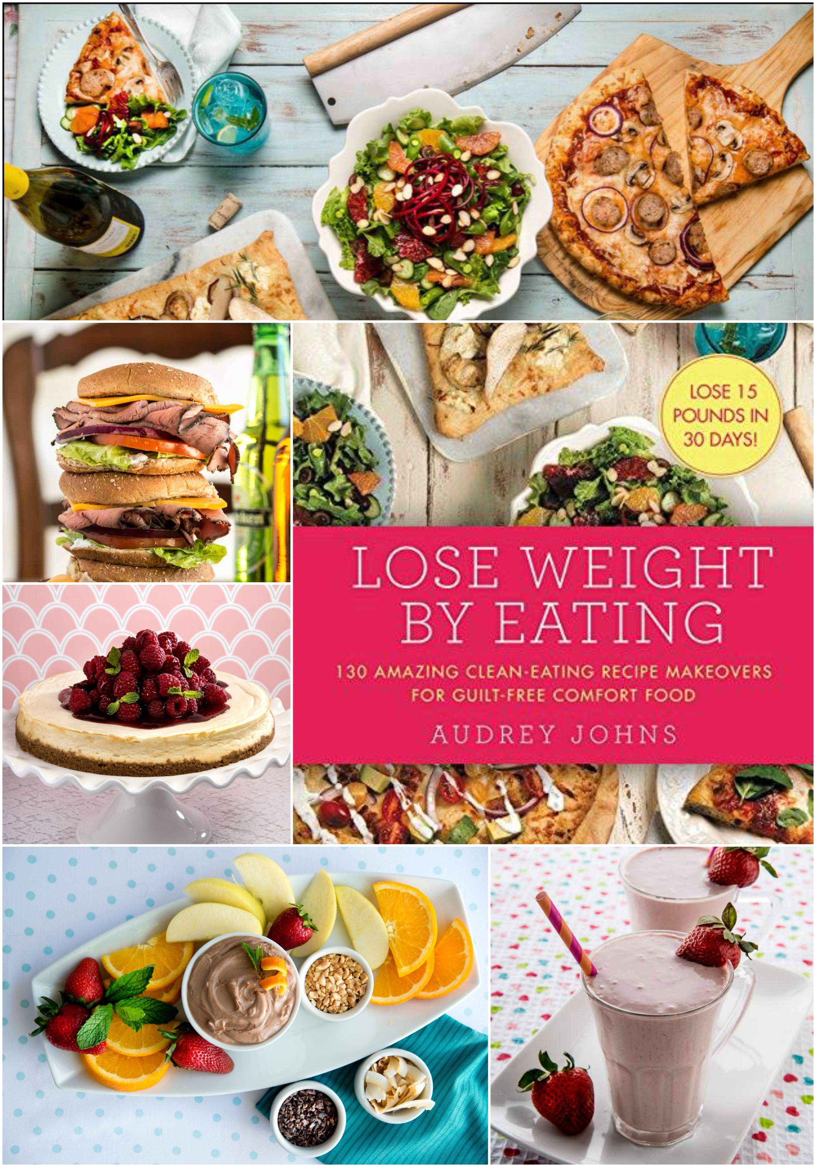 Audrey Johns' Clean Eating Cookbook