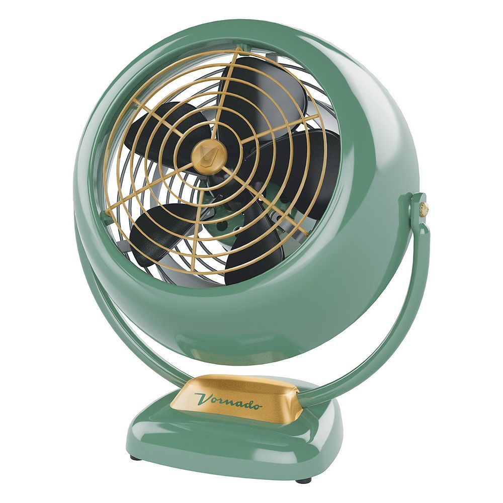 Vornado Vfan Air Circulator, Green