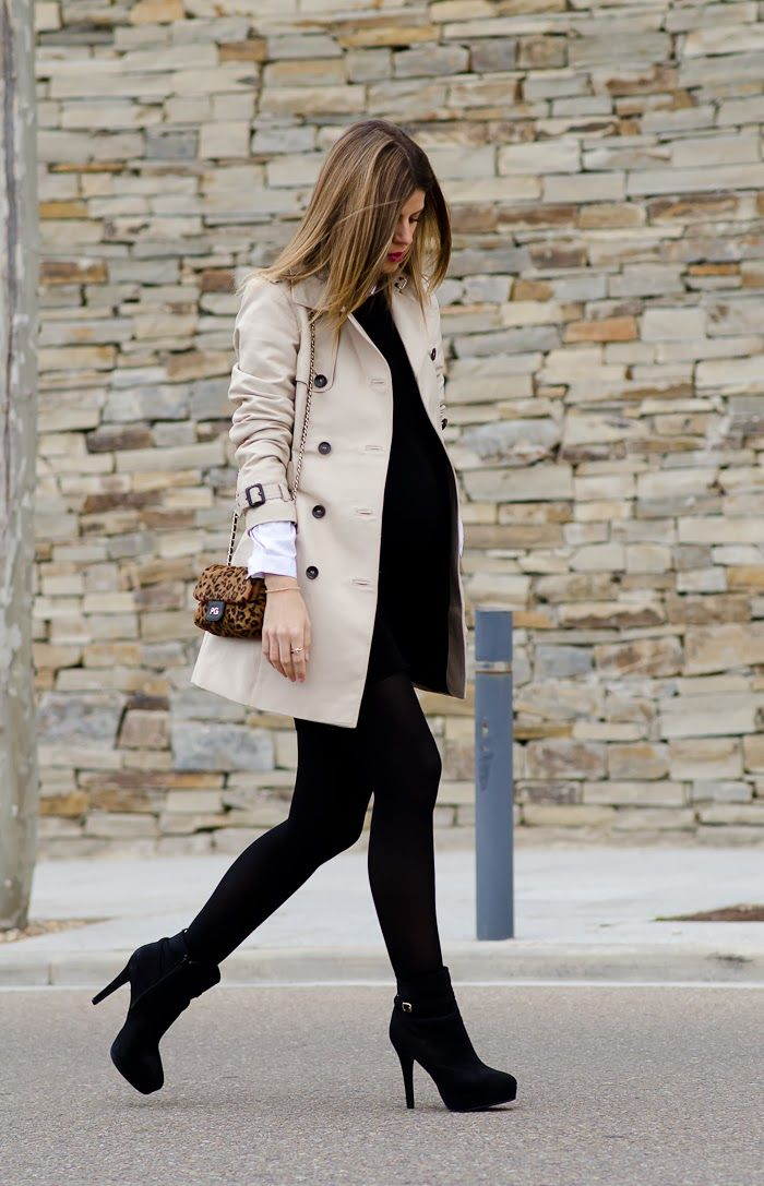 Ms Treinta - Fashion blogger - Blog de moda y tendencias by Alba.: TRENCH
