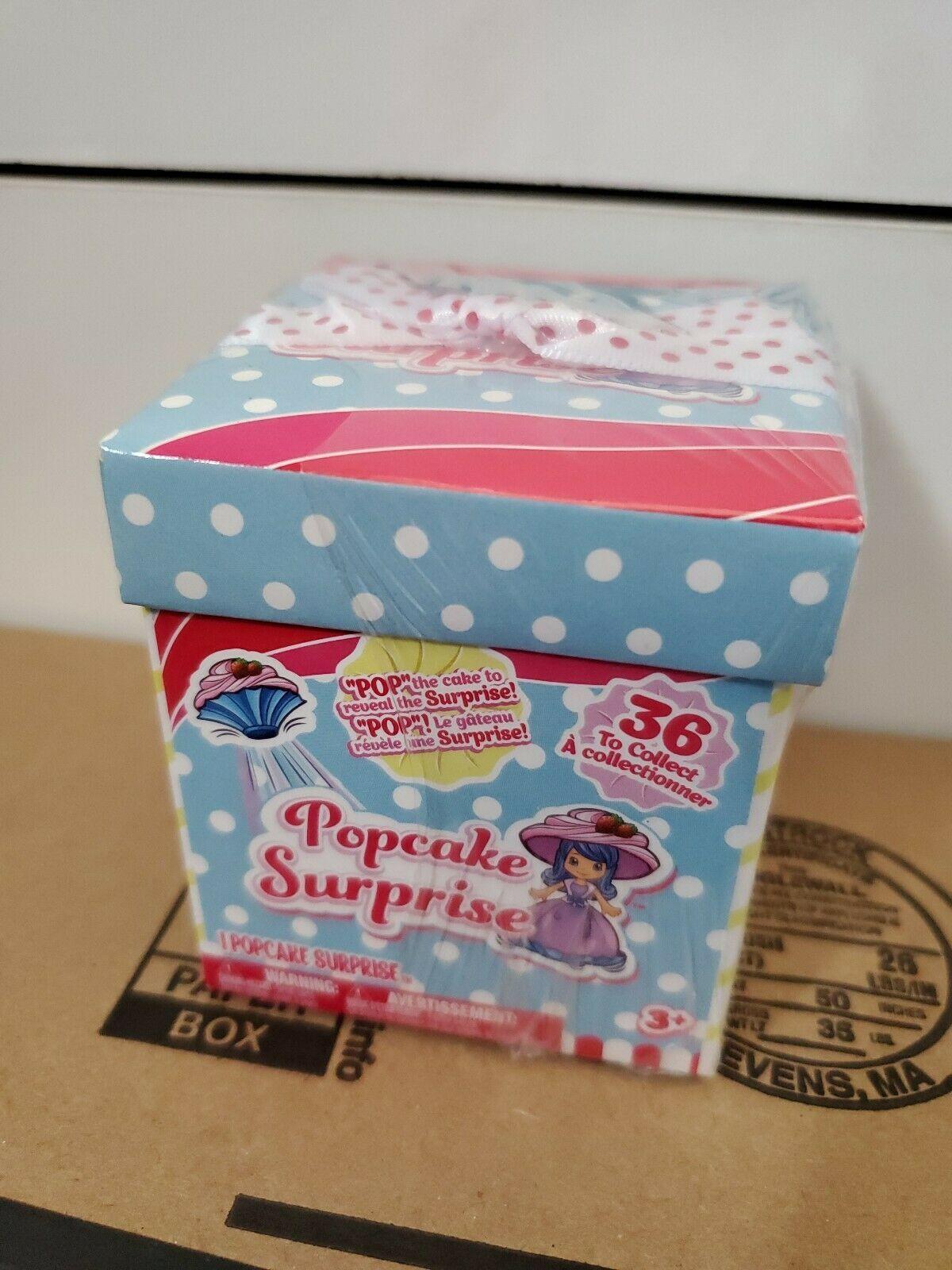 Popcake Surprise Blind Box 1 Popcake Surprise Haschel Toys Brand New Sealed Surprise Box Ideas Of Surprise Surprise Box Mystery Box Ideas Boxes For Sale