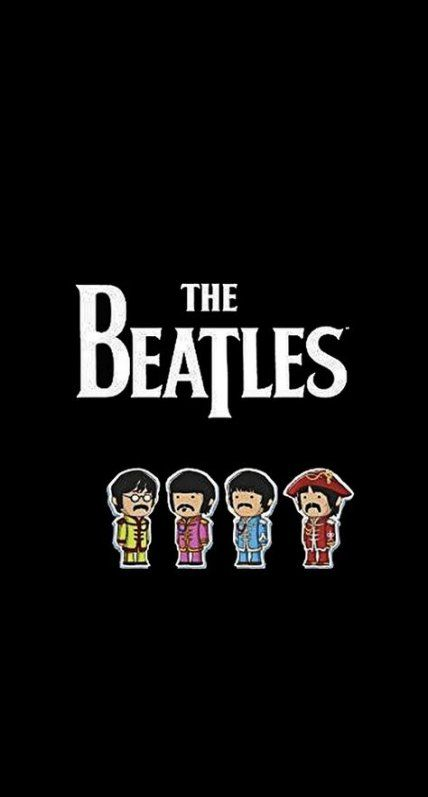 Pin by sophiagalba on beatles Beatles wallpaper, Beatles