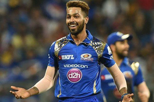 Hardik Pandya Mumbai Indians Mumbai Indians Ipl Cricket