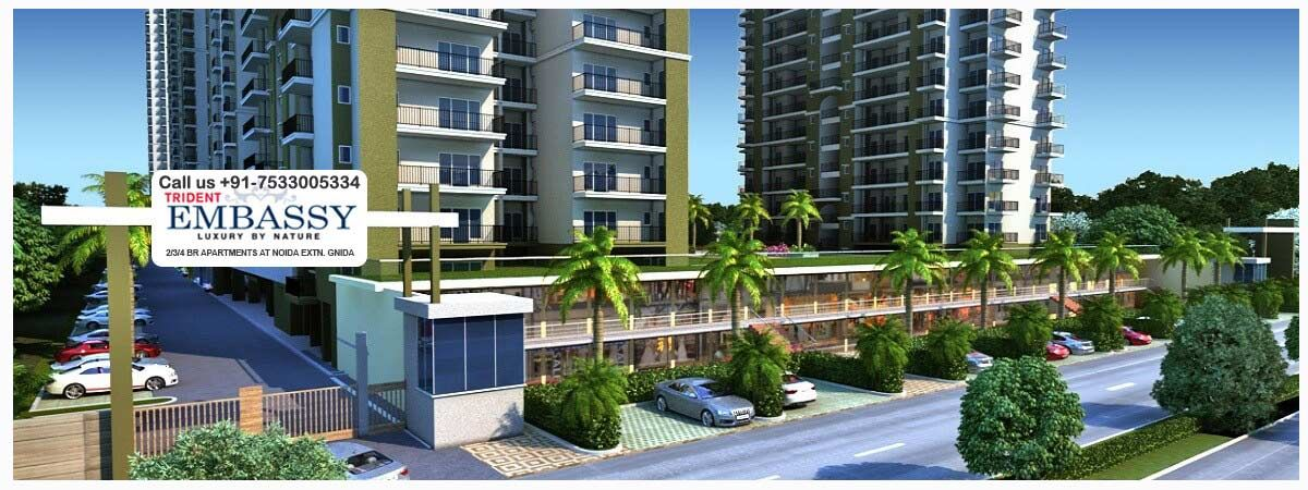 Have You Discovered Yet Trident Embassy Noida Extension Luxury Homes If Not Visit The Residential Developm Buying Property Affordable Apartments Greater Noida