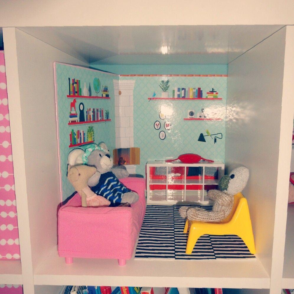 De allerleukste ikea hacks voor de kinderkamer en for Playmobil jugendzimmer 6457