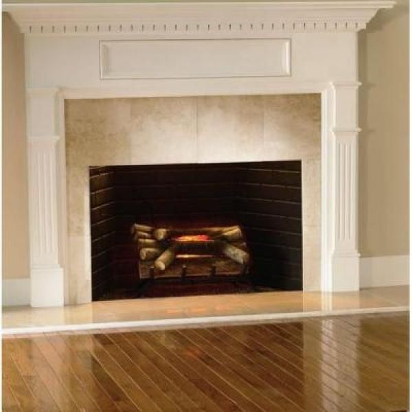 Pleasant Hearth 20 In Electric Crackling Fireplace Logs L 20w With Images Fireplace Logs Fireplace Home