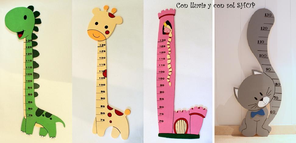 Dibujo medidor infantil buscar con google cent metros - Medidor infantil madera ...