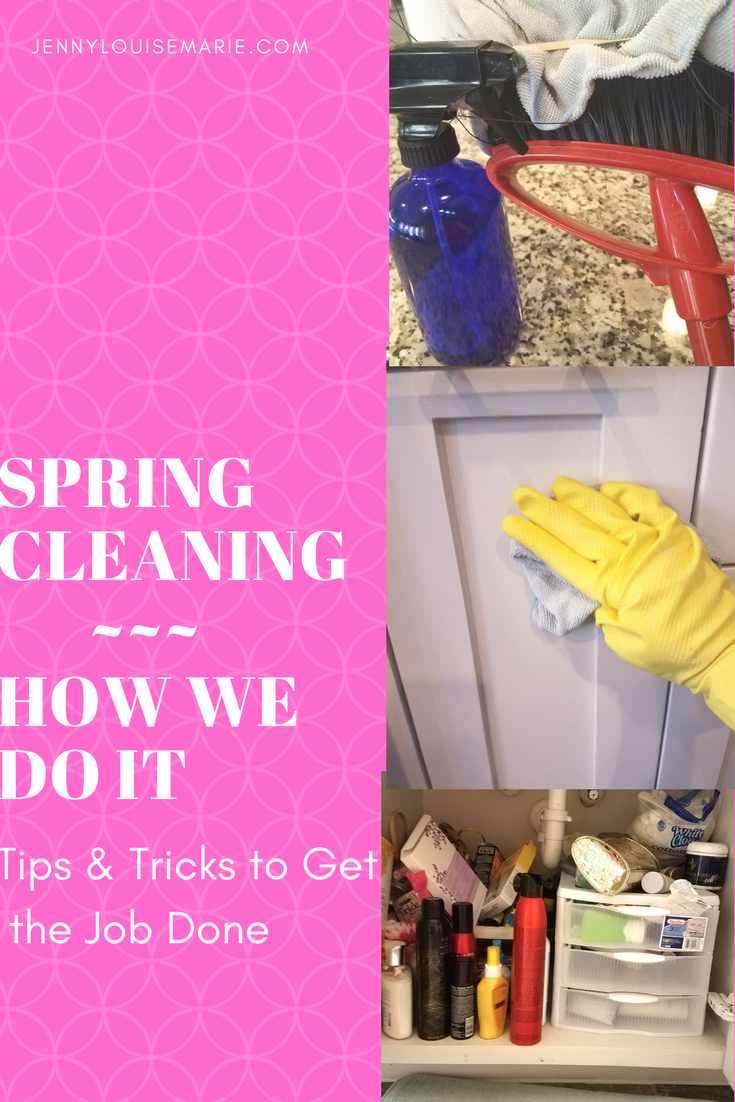 Spring Cleaning U0026 Organizing ~ How We Do It ~ Jenny Louise Marie Photo Gallery