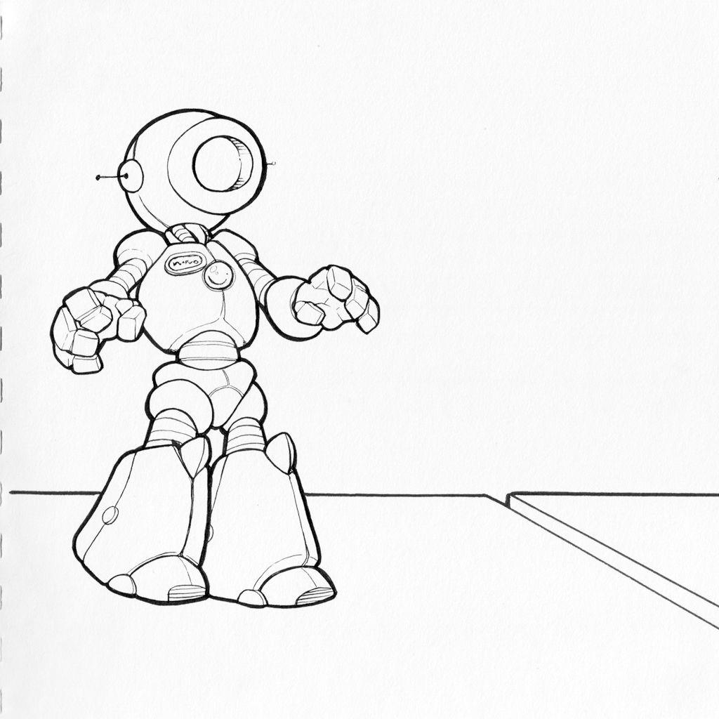 Robot By LogicalOperator.deviantart.com On @deviantART