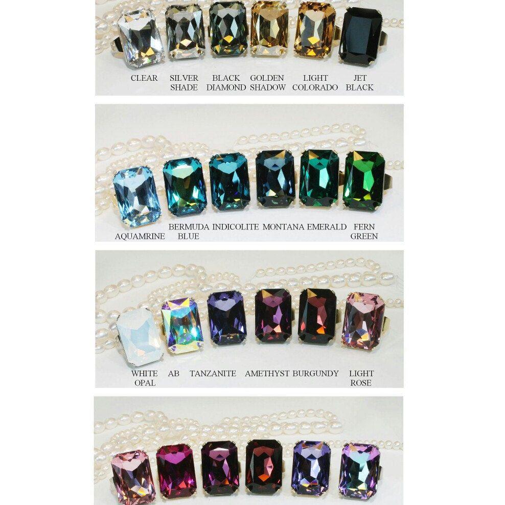 23+ Swarovski crystal wedding rings ideas