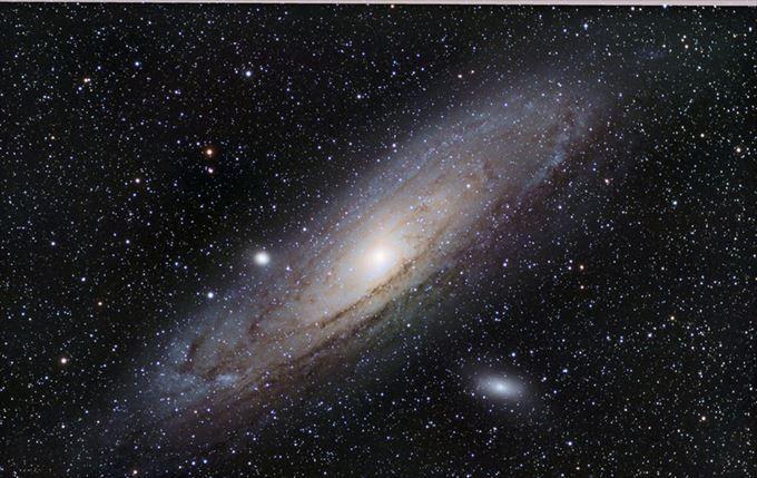 アンドロメダ 銀河