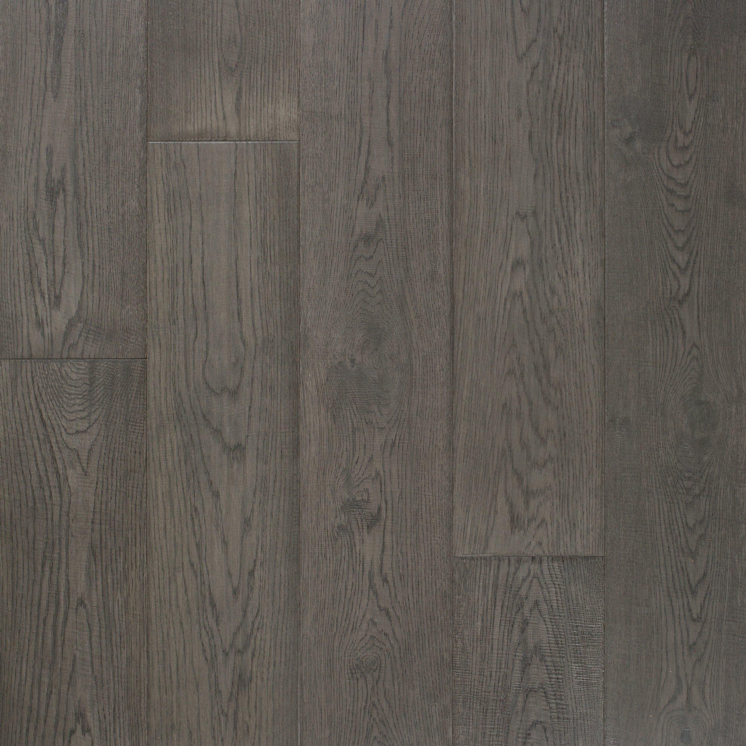 Tobacco Oak Distressed Locking Engineered Hardwood In 2020