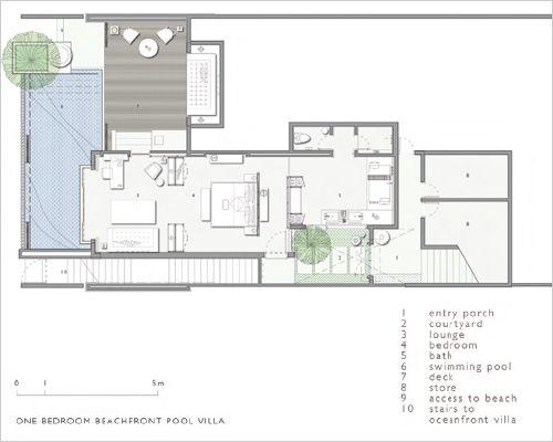 Scda Show Villa Hotel Room Plan Scda Architects Luxury House Plans