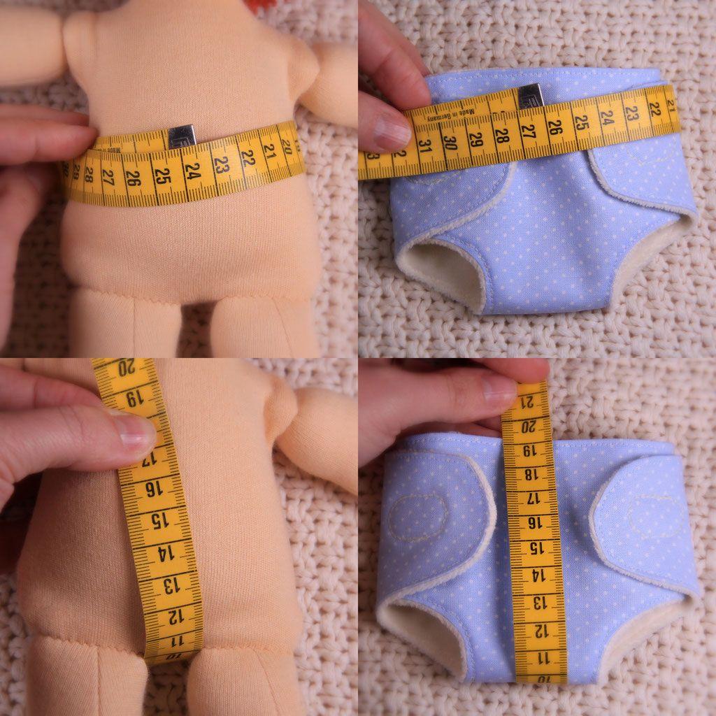 Photo of Windel für VierTofuHoch 36cm – Barbaras Puppen Welt VierTofuHoch vegane Puppen …