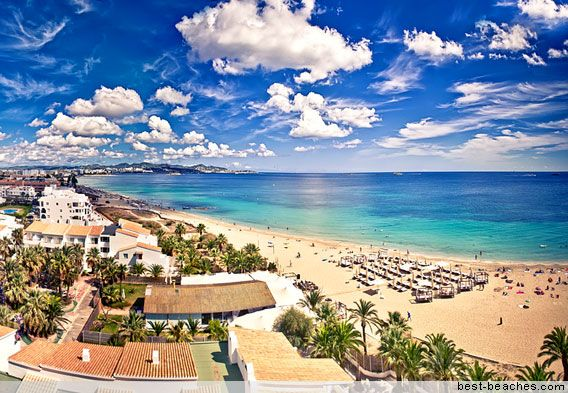 As close as one can get to paradise...Ibiza.. in the ...