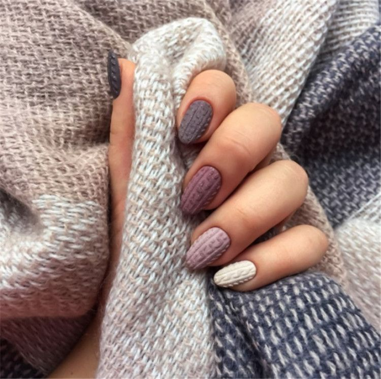 Fashion Manicure 2019 2020 Fall Winter Photo Creativity And