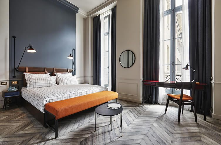 The Hoxton S Headline Grabbing Arrival In Paris Sees Hip Hotel Chain Revelling Contemporary Grandeur