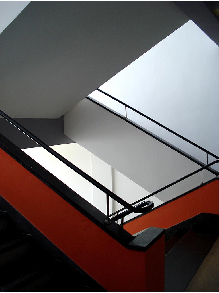 Bauhaus Stairs.