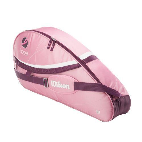 Wilson Hope Triple Tennis Bag Tennis Racket Bag Tennis Bags Tennis Bag