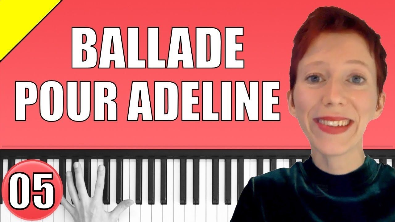 Ballade Pour Adeline Richard Clayderman Piano Tutorial Teil