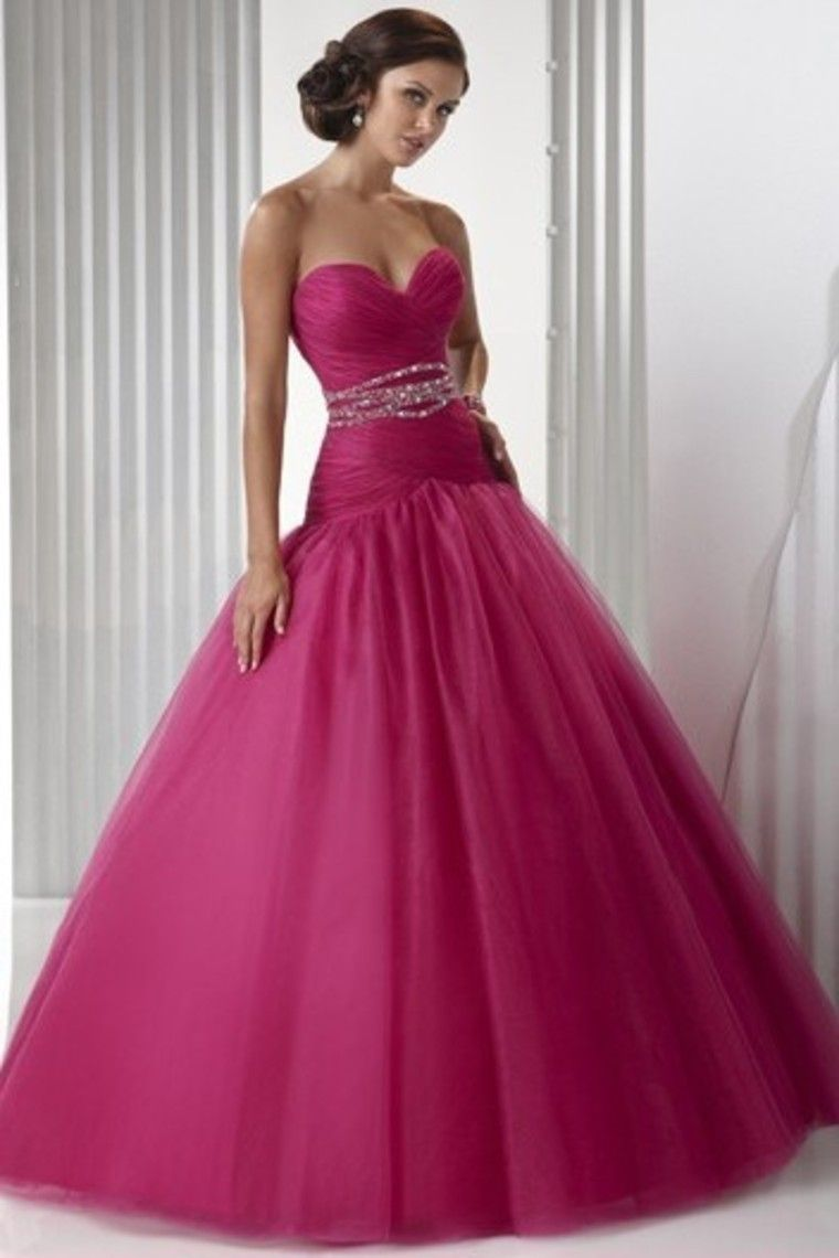 Buy ball gown sweetheart floor length quinceanera dresses with
