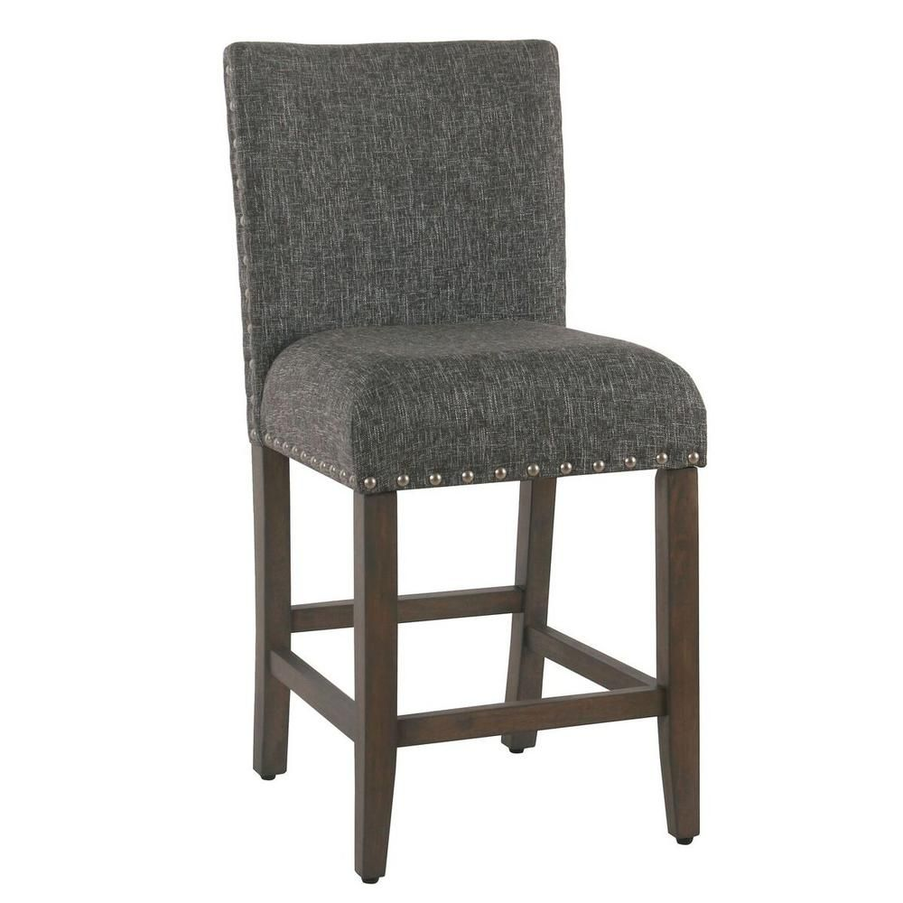 Peachy Open Backless 24 In Indigo Bar Stool In 2019 Products Machost Co Dining Chair Design Ideas Machostcouk