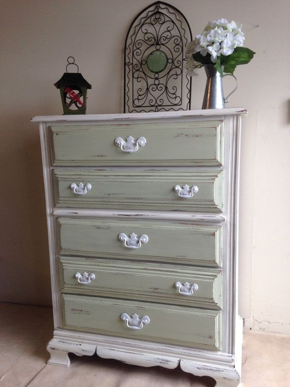 Sample OnlyAntique Young Hinkle 5 Drawer Dresser By Lovethispiece MakeoversFurniture