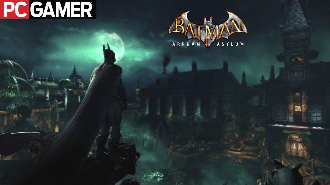 تحميل لعبة Batman Arkham Asylum لاجهزة الويندوز Batman Arkham Asylum Batman Arkham Asylum