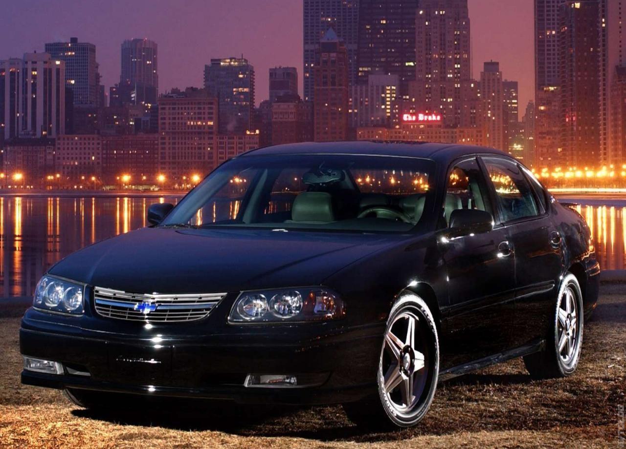 2004 Chevrolet Impala SS | Chevrolet | Pinterest | 2004 chevrolet ...