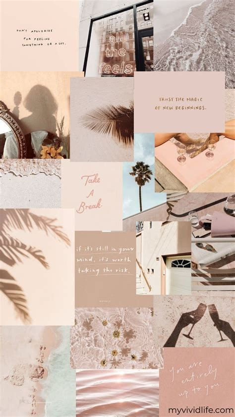 February 2020 Moodboard | My Vivid Life | Iphone Wallpaper