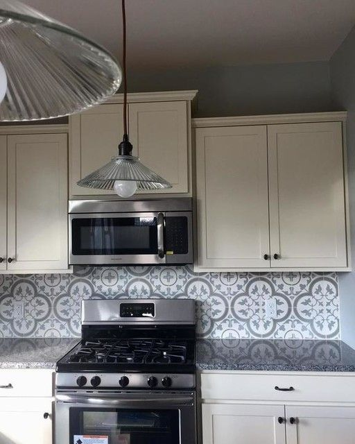 Loving This Kitchen Backsplash Design Created By Designs By Simony