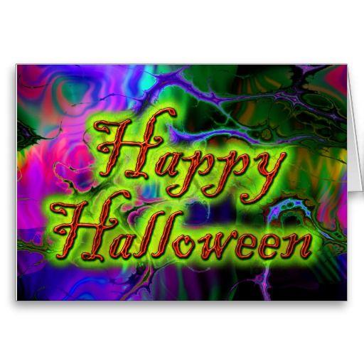Happy Halloween 2 Card