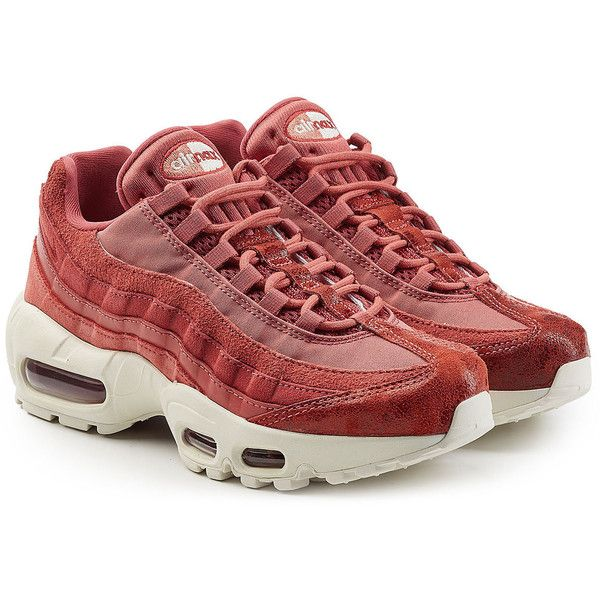 official photos b75df 1a967 Nike Air Max 95 Sneakers (€179) ❤ liked on Polyvore featuring shoes,