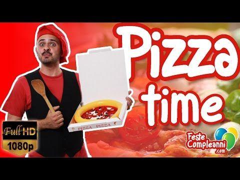 Balloon art Pizza - Scultura con palloncini - Balloon Art Pizza - Decorare con…