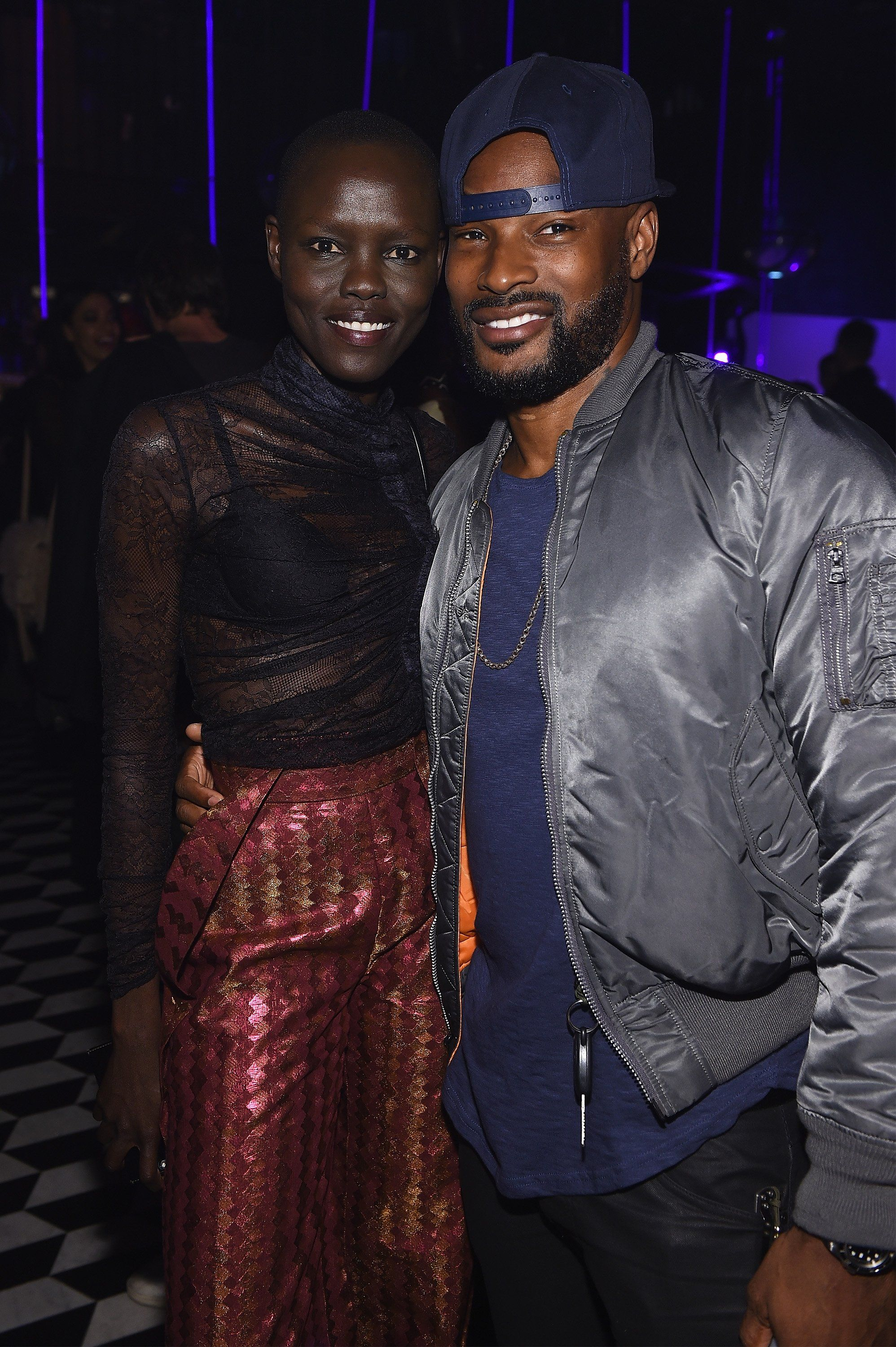 Naomi Campbell s New Book Celebration With Marc Jacobs—Photos ... 99e11f68062f